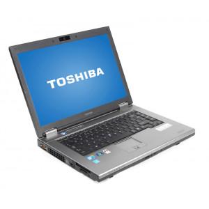 TOSHIBA Laptop Tecra A10, T5870, 4/250GB HDD, 15.4, DVD-RW, REF FQC L-1352-FQC