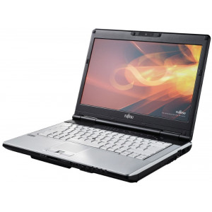 FUJITSU used Notebook S751, i5, 4GB, 320GB HDD, 14.1, SQ L-140