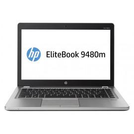 HP Laptop 9480m, i5-4210U, 16GB, 320GB HDD, 14, Cam, REF FQC L-1613-FQC