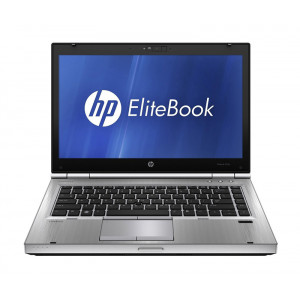 HP used Laptop EliteBook 8470P, i5-3210M, 4GB, 320GB, DVD-RW, 14.1, FQ L-333