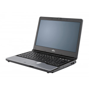 FUJITSU used Laptop S762, i5-3320M, 4/80GB SSD, DVD-RW, 13.3, Cam, FQ L-438