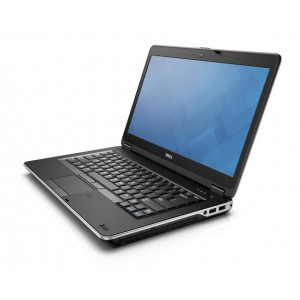DELL used Laptop E6440, i5-4200M, 8/128GB SSD, 14, DVD, backlit, FQC L-518