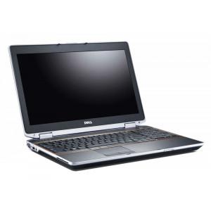 DELL Laptop E6520, i5-2410M, 4/256GB SSD, 15.6, DVD-RW, REF SQR L-570-SQR