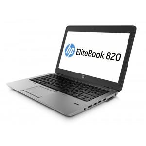 HP Laptop 820 G2, i5-5300U, 8GB, 240GB SSD, 12.5, Cam, REF FQC L-965-FQC