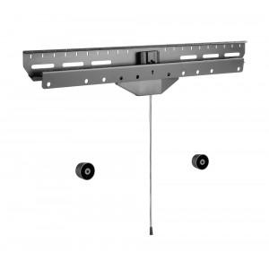 BRATECK Επιτοίχια βάση LED-1546 για monitor 37-80, 50kg LED-1546