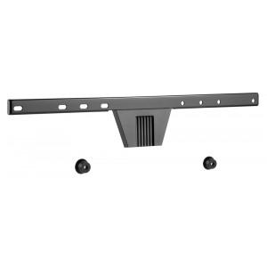 BRATECK επιτοίχια βάση LED-1646, για οθόνη 37-80, ultra slim, 50kg LED-1646