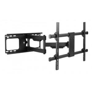 BRATECK βάση TV τοίχου βαρέως τύπου για LED, LCD Curved 37