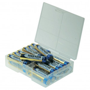 MAXELL Αλκαλικές μπατ.AAA (LR03)-24TEM - PLASTIC LR03-24MPP