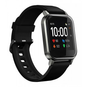 HAYLOU Smartwatch LS02, 1.4 έγχρωμο, IP68, heart rate monitor, μαύρο LS02-BK
