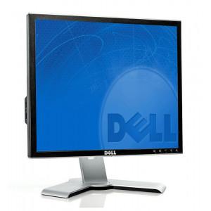 DELL used Οθόνη 1907FP LCD, 19 1280 x 1024px, VGA/DVI/USB, FQ M-1907FP-FQ