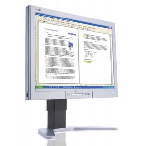 PHILIPS used Οθόνη 200WB7ES LCD, 20 1680 x 1050px, VGA/DVI-D, SQ M-200WB7ES-SQ