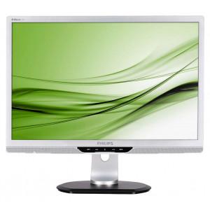 PHILIPS used οθόνη 220P2 LCD, 22 1680x1050p, VGA/DVI-D, με ηχεία, FQ M-220P2-FQ