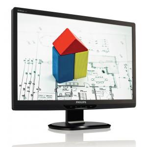 PHILIPS used οθόνη 220S2SB LCD, 22 1680x1050, VGA/DVI-D, FQ M-220S2SB-FQ