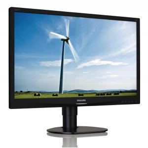 PHILIPS used οθόνη 220S4LCB LΕD, 22 1680x1050px, VGA/DVI-D, SQ M-220S4LCB-SQ