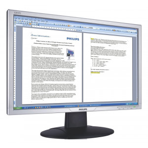 PHILIPS used Οθόνη 220WS8 LCD, 22 1680x1050px, VGA/DVI-D, FQ M-220WS8-FQ
