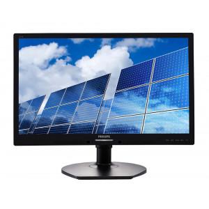 PHILIPS used Οθόνη 221B, 21.5 Full HD, DVI-D/VGA/USB, με ηχεία, SQ M-221B