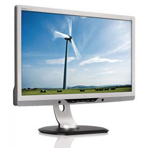 PHILIPS used οθόνη 221P3LPYES LED, 21.5 Full HD, VGA/DVI-D/DisplayPort, FQ M-221P3LPYES-FQ