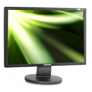 SAMSUNG used οθόνη 2243NW LCD, 22 1680x1050px, VGA, FQ M-2243NW-SQ