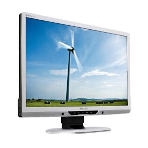 PHILIPS used Οθονη 225B LCD, 22, VGA/DVI-D, με ηχεια, SQ M-225B