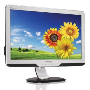 PHILIPS used οθόνη 235PQ2ES LED, 23 Full HD, VGA/DVI-D/DisplayPort, SQ M-235PQ2ES-SQ