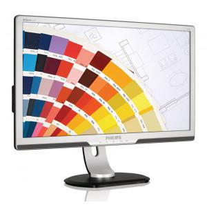 PHILIPS used οθόνη 241P3LYES LED, 24 Full HD, VGA/DVI-D/DisplayPort, FQ M-241P3LYES-FQ