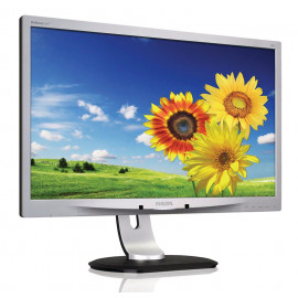 PHILIPS used οθόνη 241P4QPYES LED, 24 Full HD, VGA/DVI-D/DP, ηχεία, FQ M-241P4QPYES-FQ