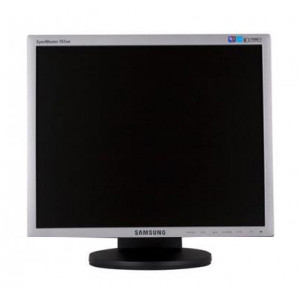 SAMSUNG used Οθονη 743BM LCD, 17 1280 x 1024, VGA/DVI-D, Black, MU, FQ M-743BM-BK-FQ