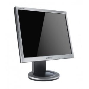 SAMSUNG used Οθόνη 910Τ LCD, 19 1280 x 1024, VGA/DVI-D, μαύρη-ασημί, SQ M-910T