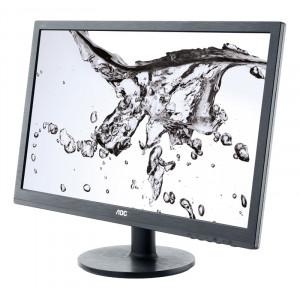 AOC used οθόνη E2260SDA LED, 22 1680x1050px, VGA/DVI-D, με ηχεία, FQ M-E2260SDA-FQ