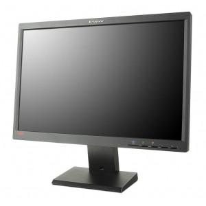 LENOVO used Οθόνη L2251P LCD, 22 1680 x 1050px, VGA/Display port, SQ M-L2251P-SQ