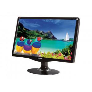 VIEWSONIC used Οθόνη VA2431WM LCD, 23.6 Full HD, VGA/DVI-D, FQ M-VA2431WM-FQ