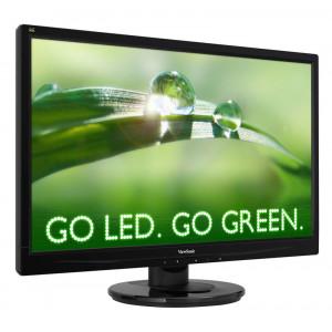 VIEWSONIC used οθόνη VA2446M LED, 24 Full HD, VGA/DVI-D, SQ M-VA2446M-SQ