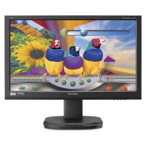 VIEWSONIC used οθόνη VG2436WM LED, 23.6 Full HD, VGA/DVI-D, SQ M-VG2436WM-SQ