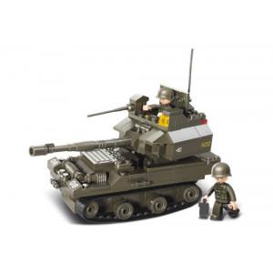 SLUBAN Τουβλακια Army, Tank M38-B0282, 178τμχ M38-B0282