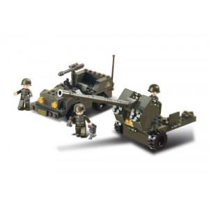 SLUBAN Τουβλακια Army, Anti-Tank Gun M38-B5900, 138τμχ M38-B5900