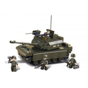 SLUBAN Τουβλακια Army, Tank M38-B6500, 312τμχ M38-B6500