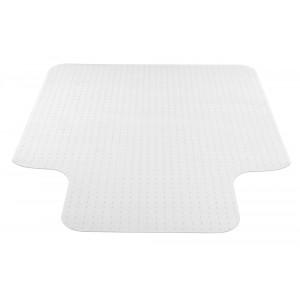 BRATECK Προστατευτικό δαπέδου PVC MAT01-1, για χαλιά & μοκέτες MAT01-1