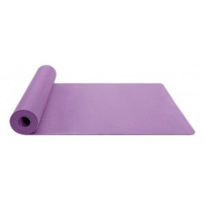 Στρώμα γυμναστικής MATT-0002, TPE, 183x61x0.6cm, μωβ MATT-0002