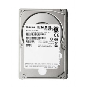 TOSHIBA used SAS HDD MBF2600RC 600GB, 6G, 10K, 2.5 MBF2600RC