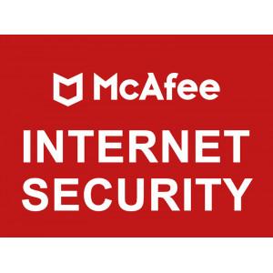 MCAFEE Internet Security ESD, 1 συσκευή, 1 έτος MCF-ESD-1