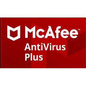 MCAFEE AntiVirus Plus 2018/2017, 1 χρηστης, 1 ετος, EU, Licence Key ESD MCFAV1118