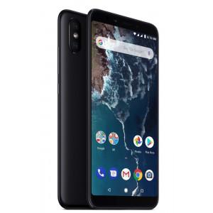 XIAOMI Smartphone Mi A2, 5.99, 4/64GB, Dual Camera, 3000mAh, μαύρο MI-A2-BK
