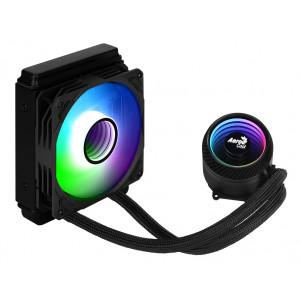 AEROCOOL liquid cooler MIRAGE-L120, 120mm, LED RGB, 1x fan MIRAGE-L120