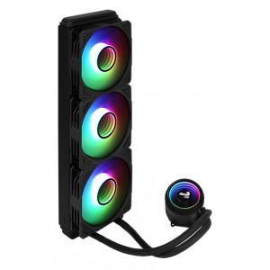 AEROCOOL liquid cooler MIRAGE-L360, 120mm, LED RGB, 3x fans MIRAGE-L360