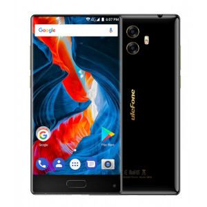 ULEFONE Smartphone MIX 5.5, 4G, 4GB/64GB, Octa Core, Dual Camera, Black MIX-BK