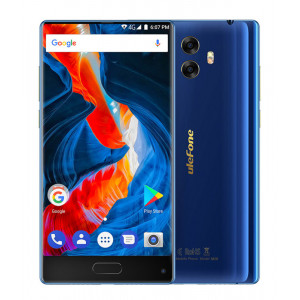 ULEFONE Smartphone MIX, 5.5, 4G, 4GB/64GB, Octa Core, Dual Camera, Blue MIX-BL