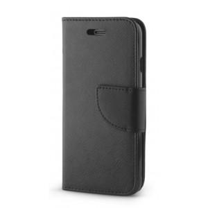 POWERTECH Θηκη Smart Fancy για Samsung J5 2017 (J530), Black MOB-0356