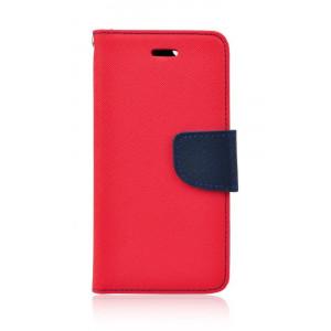 POWERTECH Θηκη Fancy για Nokia 6, Red-Navy MOB-0755
