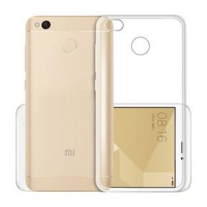 POWERTECH Θηκη Ultra Slim για Xiaomi Redmi 4X, διαφανη MOB-0810