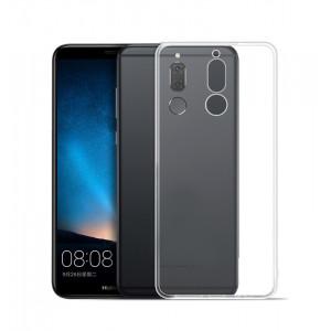POWERTECH Θήκη Ultra Slim για Huawei Mate 10 Lite, διάφανη MOB-0882